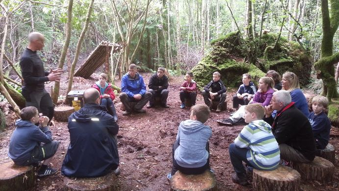 We're the Perfect Place for School Activity Days in North Wales!