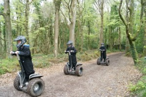 segway north wales